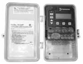 INTERMATIC | STANDARD UNIT WITH 3 BUTTON REMOTE & FREEZE PROTECTION | PE153PWF