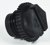 ROLA-CHEM   BLACK CAP PLUG   570035
