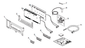 JANDY | WIRE HARNESS W/ RJ10 CONNECTOR,RS SERVICE CONTROLLER | R0467100
