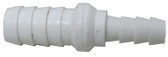 "WATERWAY | COUPLER, 3/8"" BARB X 1/4"" BARB 