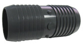 "WATERWAY | COUPLER 1 1/2"" BARB X 1 1/2"" BARB 