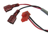 "GECKO| FLOW SWITCH CABLE, TSPA & MSPA, 14"" CABLE, 3 PIN RED PLUG 
