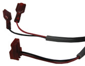 GECKO|  FLOW SWITCH CABLE, TSPA & MSPA, 6' CABLE, 3 PIN RED PLUG | 9920-400182