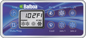 BALBOA | VL801D 8 BUTTON LCD DISPLAY | 54108
