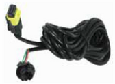 GECKO | LIGHT CABLE WITH SOCKET, IN.LINK FOR IN.XM & IN.XE,12 FT CABLE | 9920-401022