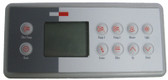 GECKO S-CLASS | ELECTRONIC SPA CONTROL | TSC-4 10 BUTTON