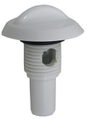 "HYDRO AIR | STEM, 1/2"" (WHITE), 1 3/4"" DIA 