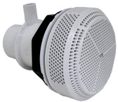 BALBOA | COMPLETE SUCTION FITTING, WHITE | 90145-WH