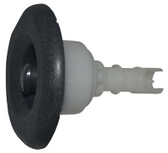 "CUSTOM MOLDED PRODUCTS | 3-5/16"" ROTATIONAL,TEXTURED GRAPHITE GRAY 