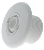 HYDRO AIR | WALL FITTING COMPLETE - WHITE | 10-3700
