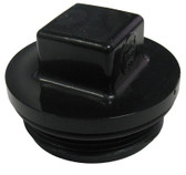 "JACUZZI | PLUG, 1 1/2"" MPT WITH O-RING 