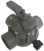 JANDY | 3 WAY GRAY VALVE, 1-1/2"
