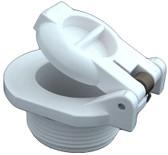 PENTAIR | INLET SAFETY VAC LOCKS | K12500