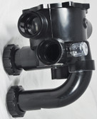 HAYWARD | VALVE BODY W/GASKET & SIGHT | SPX740AA