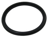 CUSTOM MOLDED PRODUCTS | FLAT O-RING GASKET, 3"