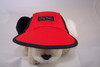Dog Hat 405 - Bright Red