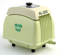 Alita Linear Air Pump, AL-100 100+ LPM @ 18 kPa