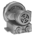 Atlantic Regenerative Blower 1.25HP, TEFC Motor,3600 RPM, 208-230/460, 3 phase (AB-200)