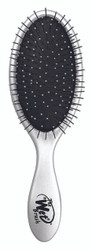 THE WET BRUSH DIVA GLIDE COLLECTION SILVER COLOR BY LUXOR PRO-w