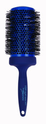 "Spornette Long Smooth Operator Tourmaline Ionic Bristle Hairbrush 3.5"" 4477-w"