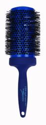 "Spornette Long Smooth Operator Tourmaline Ionic Bristle Hairbrush 3.5"" 4477-w"