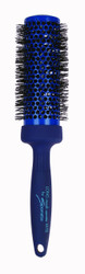 "Spornette Long Smooth Operator Tourmaline Ionic Bristle Hairbrush 2.5"" (#4470)-w"
