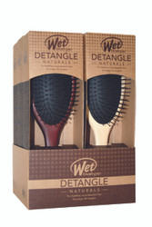 Wet Brush Natural Collection 6 Pack Display-W