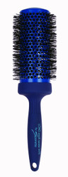"Spornette Long Smooth Operator Tourmaline Ionic Bristle Hairbrush 3"" (#4475)-black w"