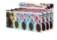 """20 PC WET BRUSH """" ORIGINAL COLOR"""" COLLECTION WITH LUCITE DISPLAY"""