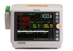 Philips SureSigns VM4 Monitor