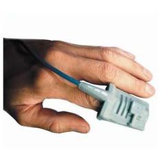 Philips Reusable Adult SpO2 Sensor Finger, 8-pin connector - M1191B