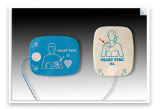 Adult Pads for Philips Defibrillators - T100 Radiolucent