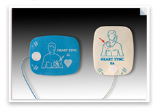 HeartSync Replacement Pads for Philips FR2 AED