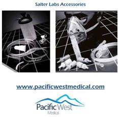 Salter Labs 1241 Pocket Spacer Non-valved holding chamber for M.D.I.