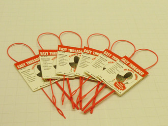 6 Pack - Easy Threader Flexible Needle