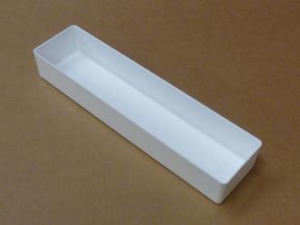 "3"" x 12"" x 2"" Medical White Box     (Actual dimensions: 2.875"" x 11.875"" x 1.75"")"