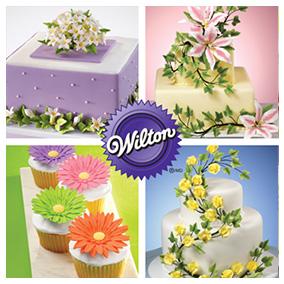 Advanced Gum Paste Flowers Wilton Course 4