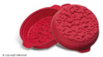 Raspberry Ornamental Round