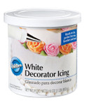 White Decorating Icings