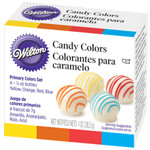 Primary Candy Colours Set