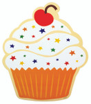 12 inch Cupcake Platter
