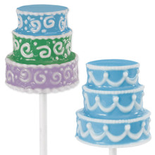 3D Cake Pop Candy Mould