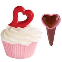 Heart Candypick Mould