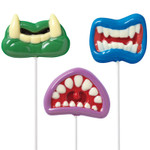 Monster Mouth Fun Face Lollipop Moulds