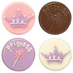 Princess Cookie Candy Mould