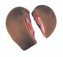 Deep Heart Truffle Candy Moulds