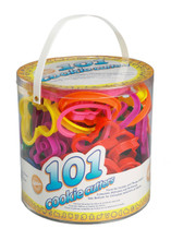 101 Piece Cookie Cutter Set - Tubed