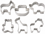 Noah's Ark Mini Metal Cutter Set