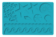 Sea Life Fondant & Gum Paste Mould