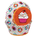 Cupcake Party Baking Cups